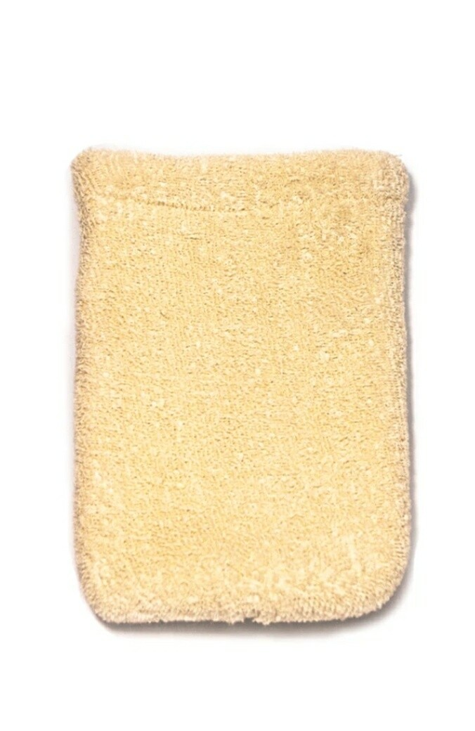 Ecobath Natural Sisal & Cotton Massage Mitt