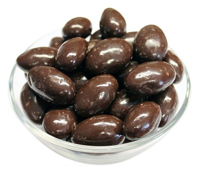 Dark Chocolate covered Almonds 200g