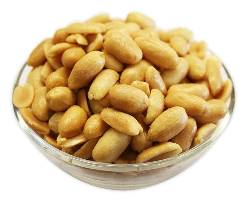 Roasted & Salted Peanuts 250g