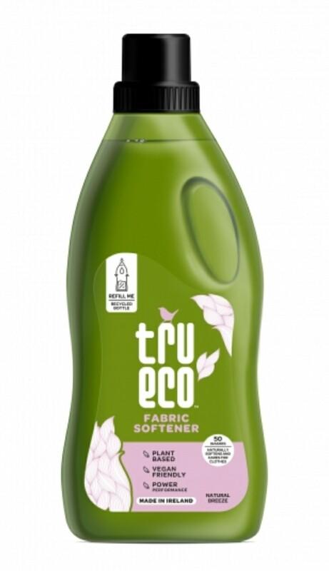 Tru Eco Fabric Softener 1.5ltr (Natural Breeze)