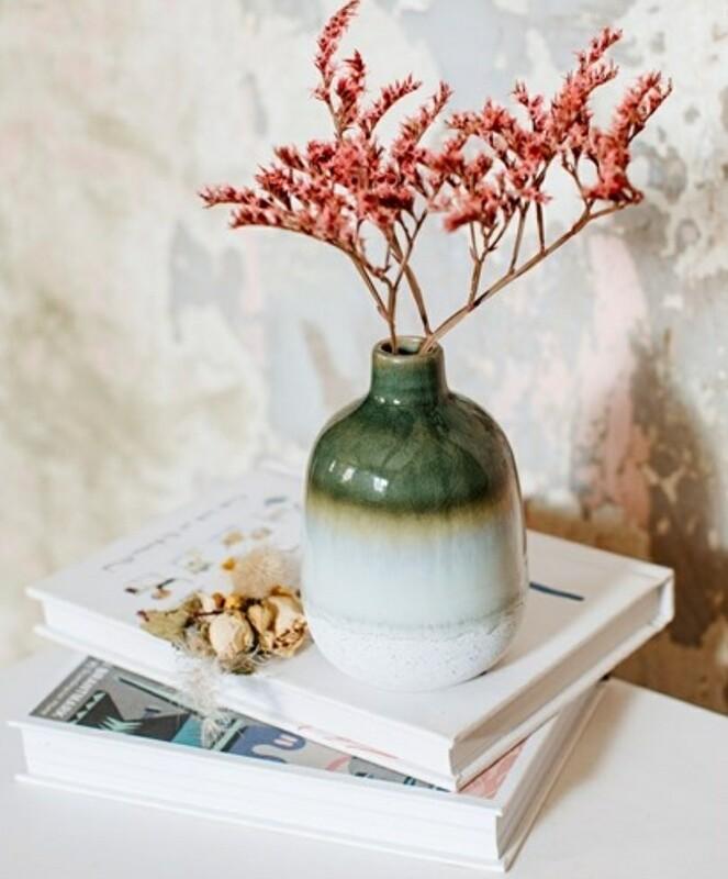 Mojave Glaze Vase