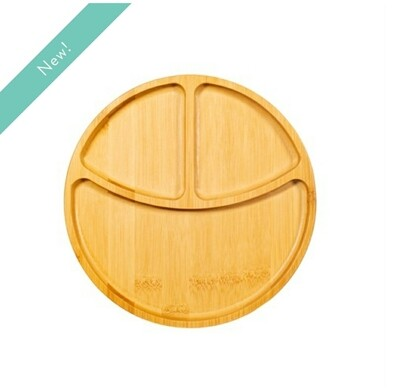 Bamboo Section Plate