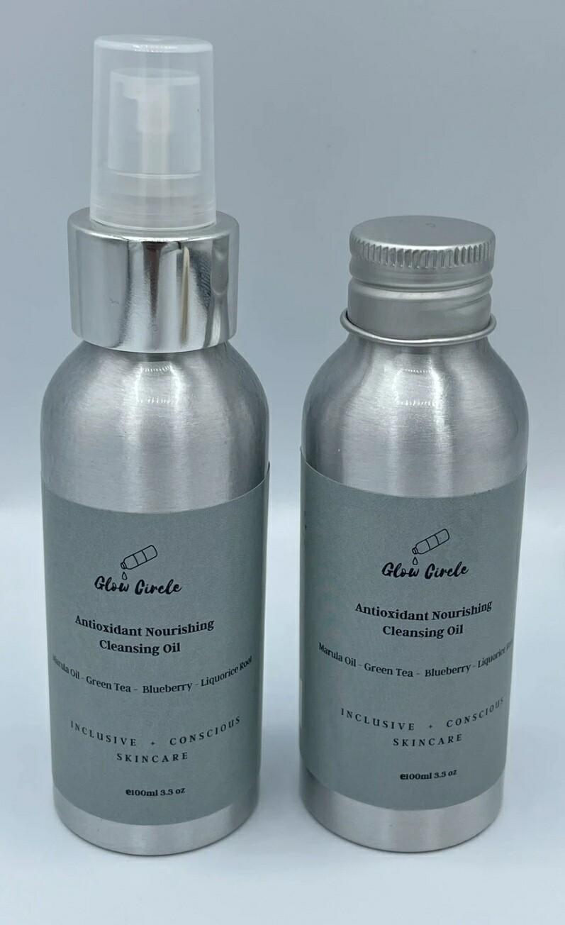 Glow Circle Antioxidant Nourishing Cleansing Oil 100ml