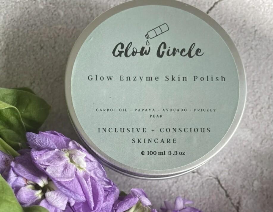 Glow Circle Glow Enzyme Skin Polish 60ml
