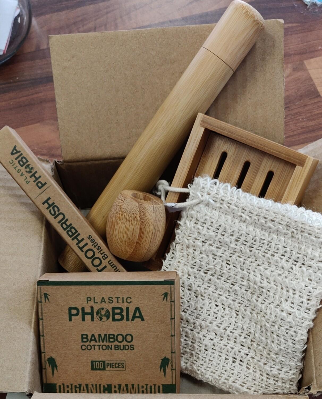 Plastic Phobia Personal Care Kit