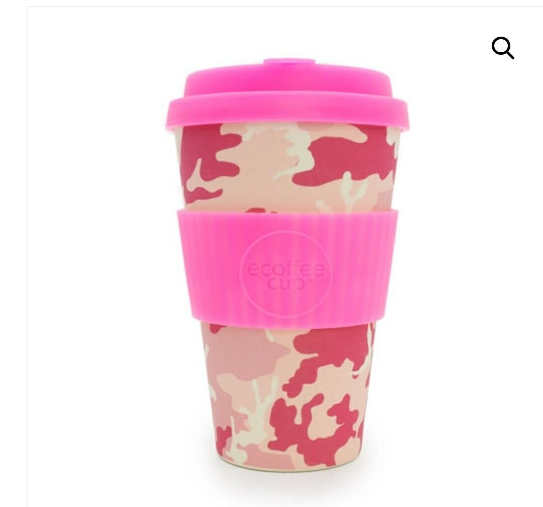 Ecoffee Miss Wasilla 14oz Coffee Cup