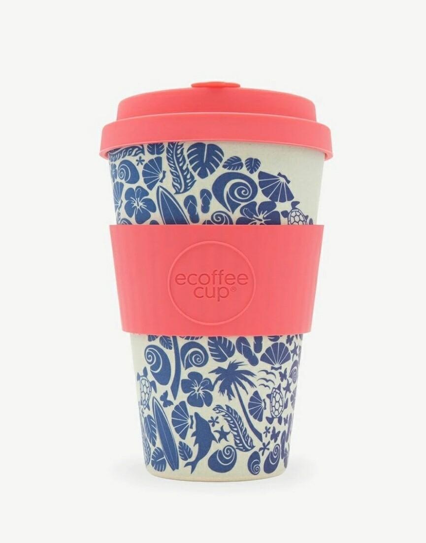 Ecoffee SAS Waimea Ltd Edt 14oz Coffee Cup