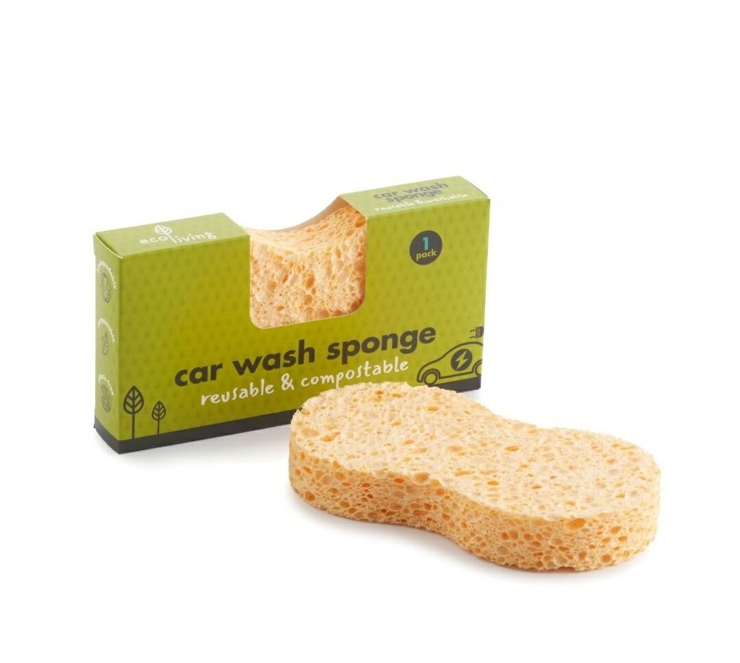 Ecoliving Compostable Car Sponge