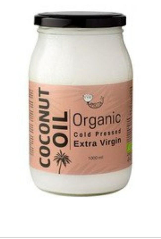 Amrita Organic Cold pressed coconut Oil 500ml