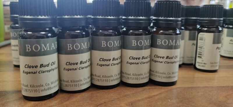 Bomar Clove Oil 10ml
