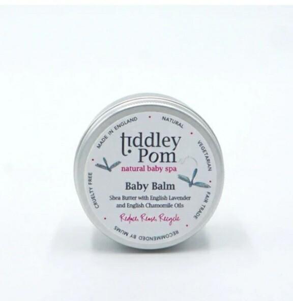 Tiddley Pom Baby Balm