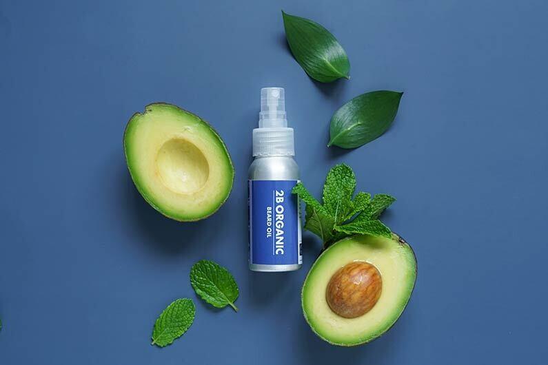 2B Organic Beard Oil