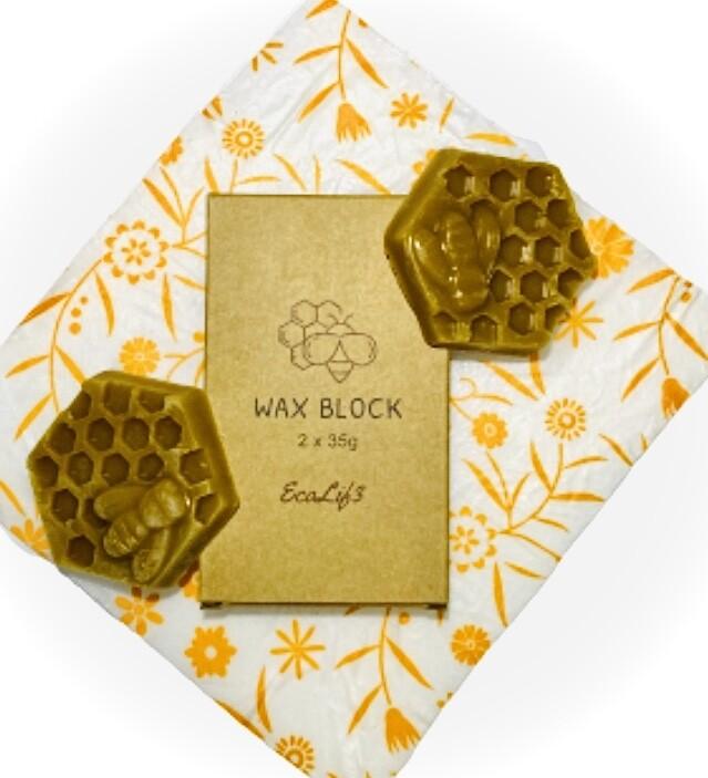 Ecolife3 Beeswax Blocks
