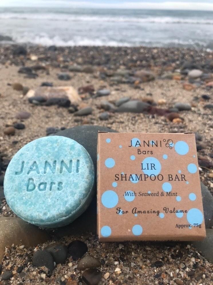 Janni Bars Lir Shampoo bar