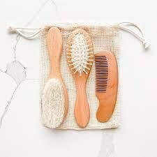 Baby's Hairbrush Gift Set