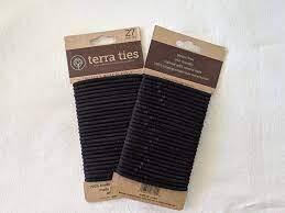 Terra Hair Ties Pack Of 27