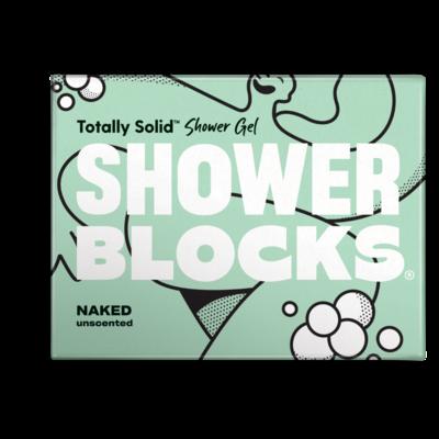 Shower Blocks Unscented