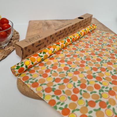 Organic Cotton Beeswax Food Wraps - MIDZ