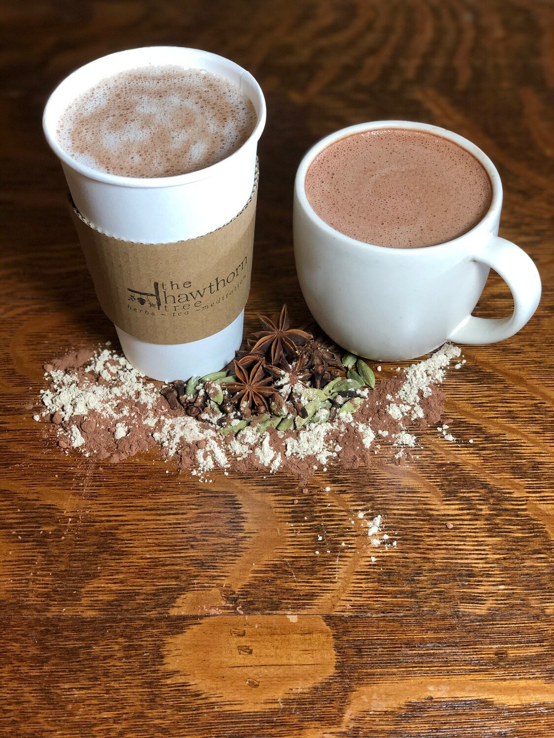 Hawthorn Hot Cocoa