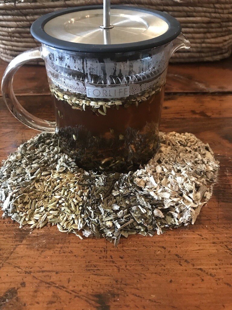 Breath Support Tea