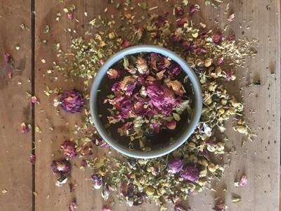 Peaceful Afternoon Tea