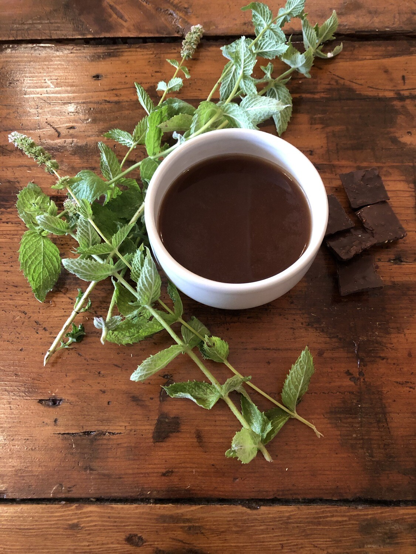 The Cheyenne Chocolate Mint Tea
