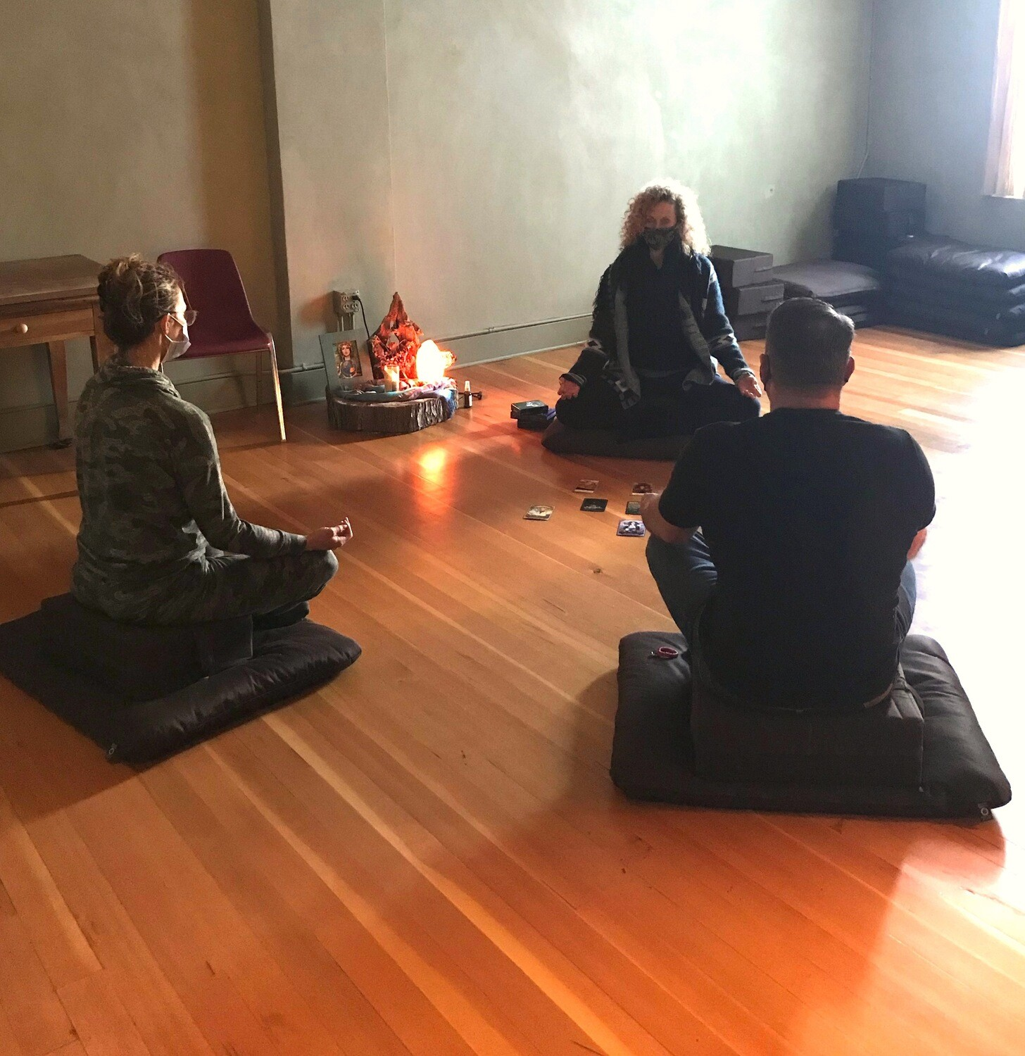 Class - Drop In Guided Meditation, Fridays