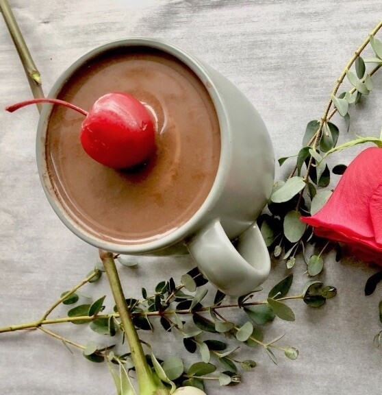 Cherry Chile Choco-Latte
