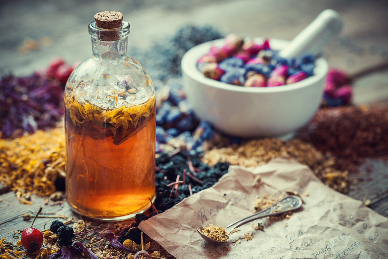 Class - Infused Oils - February 28th