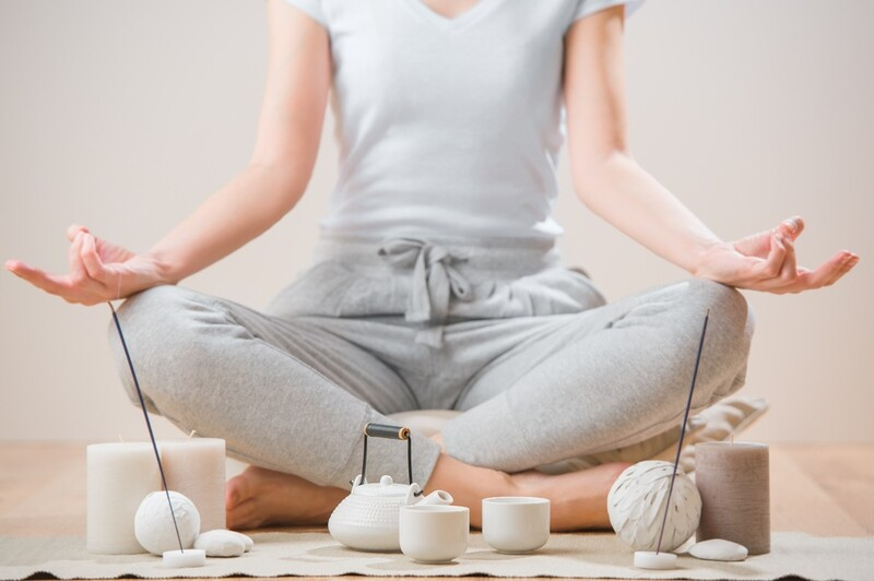 Class - Tea and Meditation - March 31st