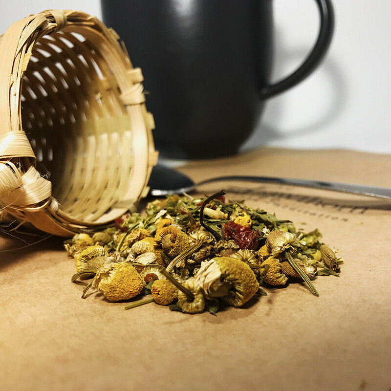 Peaceful Afternoon Tea - Prepackaged 1.5oz