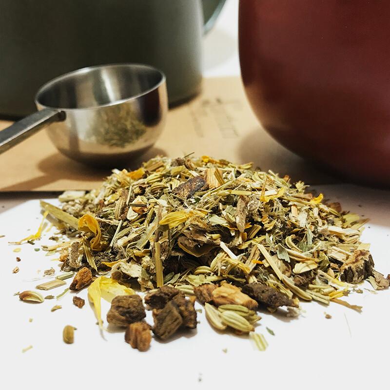 Be Still My Heartburn Tea - Prepackaged - 2.65 oz