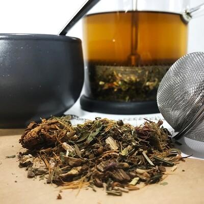 Spring Detox - Prepackaged Tea - 2 oz