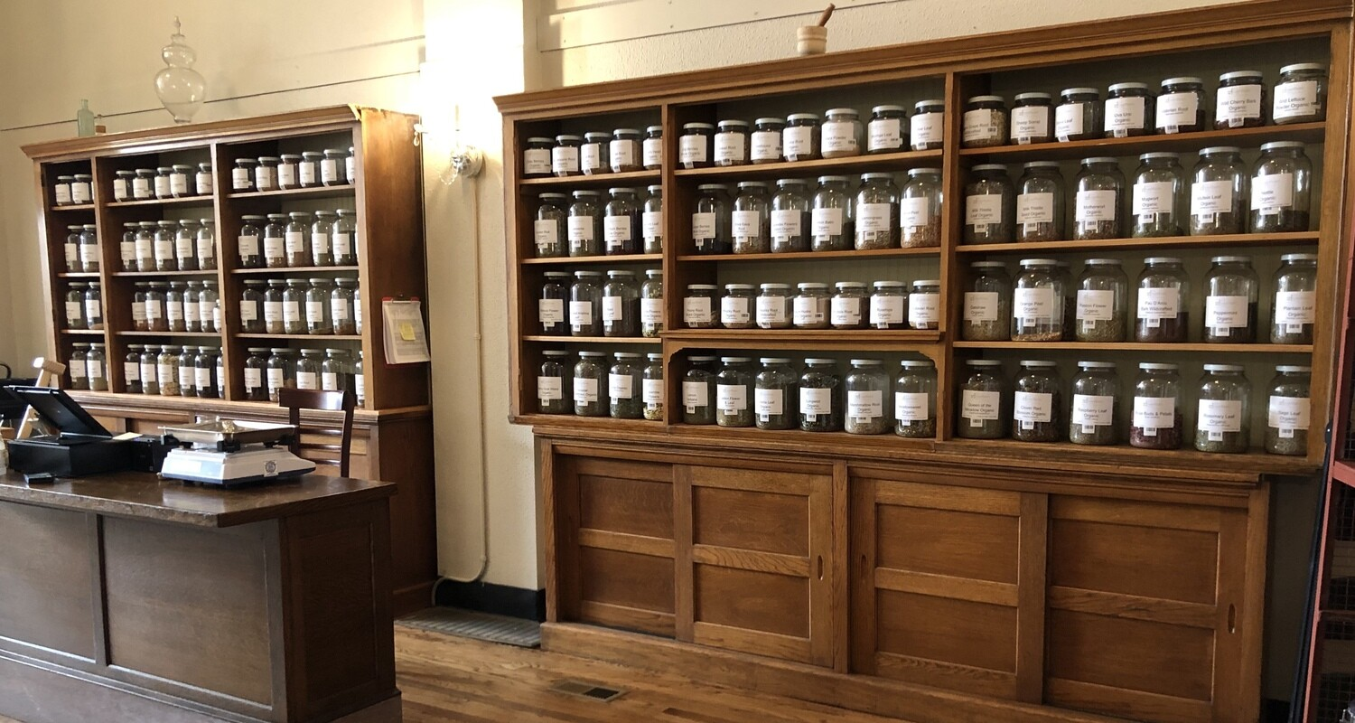 Class - Herbalism for Beginners Community Class - June 19th - 11-1pm