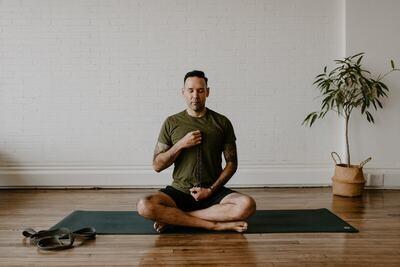 Class - Yoga Nidra Meditation - June 19th, July 10th - 9:30-10:15am