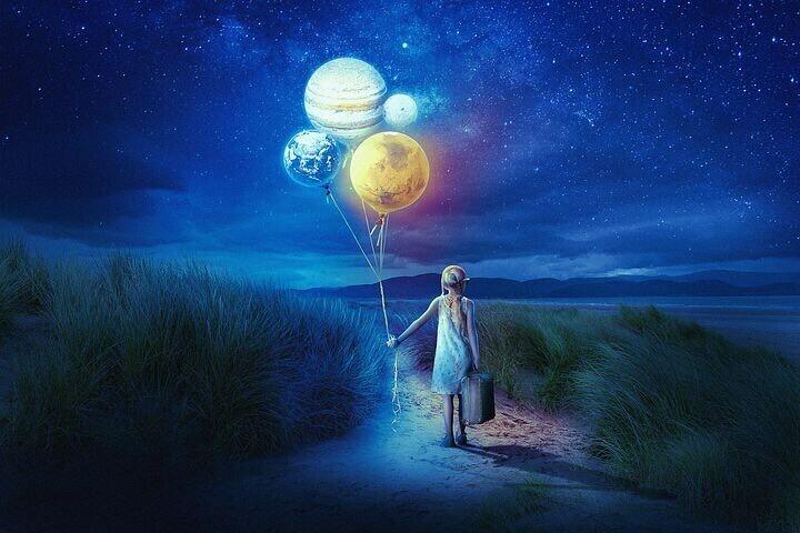 Class - Monday Moonlight Meditation - Mondays - 5:30-6pm