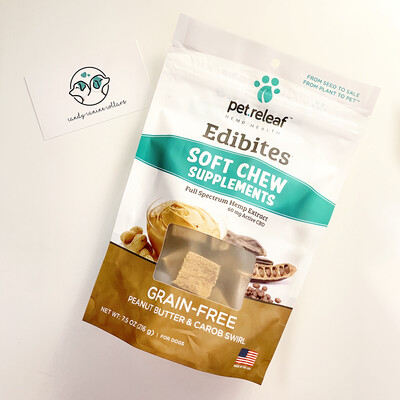 Edibites CBD Soft Chew Treats