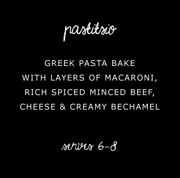 PASTITSIO