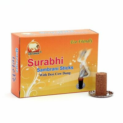 Gou Ganga Surabhi Sambrani - 20 Sticks