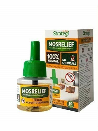 Strategi Herbal Mosquito Repellent Vaporizer 40ml