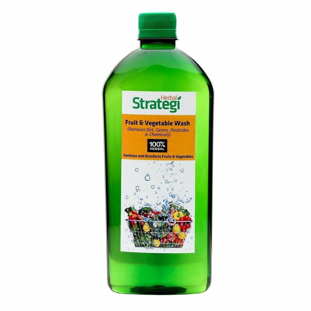 Strategi Herbal Fruit and Vegetable Wash 500ml