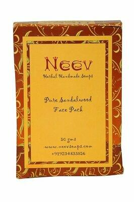 Neev Pure Chandan Face Pack Powder 50g