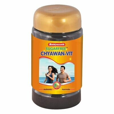 Baidyanath Sugarfree Chyawan Vit - Specially formulated Chyawanprash with No Added Sugar 1kg