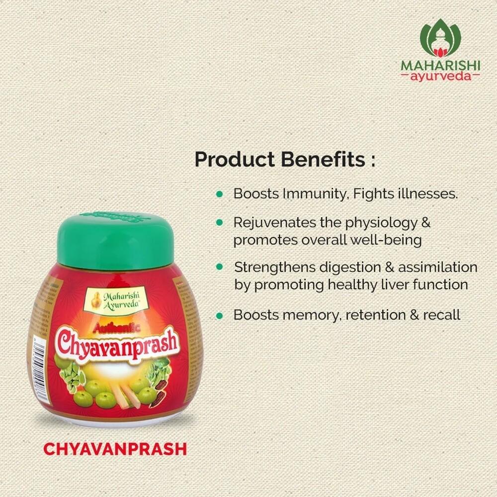 Authentic Chyavanprash 500g