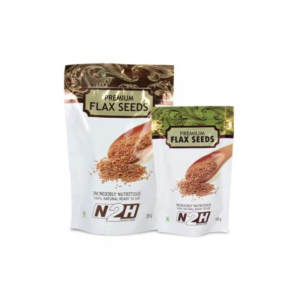 N2H Premium Flax Seeds