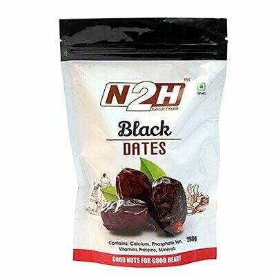 N2H Black Dates 200g