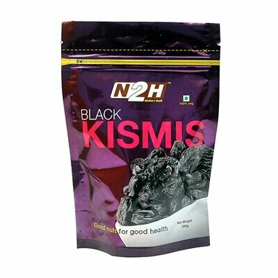 N2H Black Kismis 200g