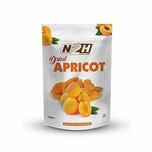 N2H Dried Apricot  200g
