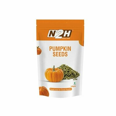 N2H Pumpkin Seeds 100g