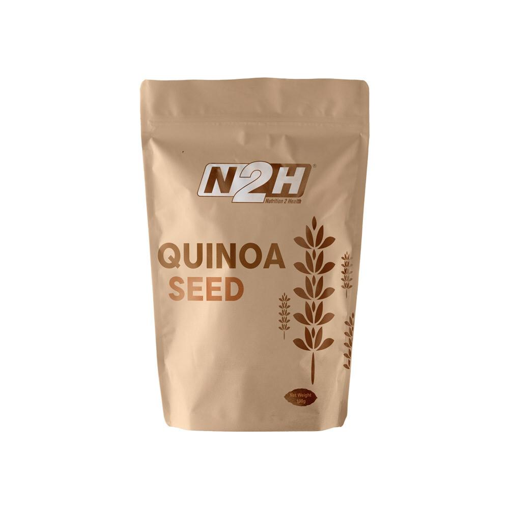 N2H Quinoa Seeds 100g
